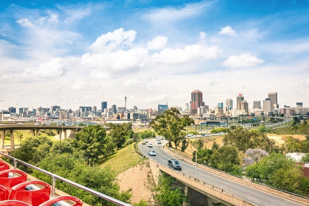 Johannesburg: a city trying hard to revamp its image