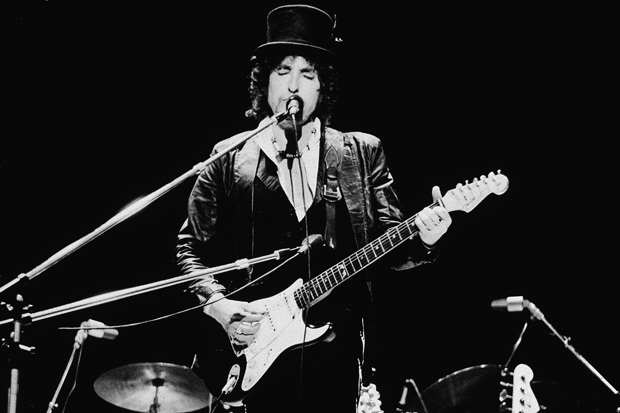 Bob Dylan and the illusion of modern times