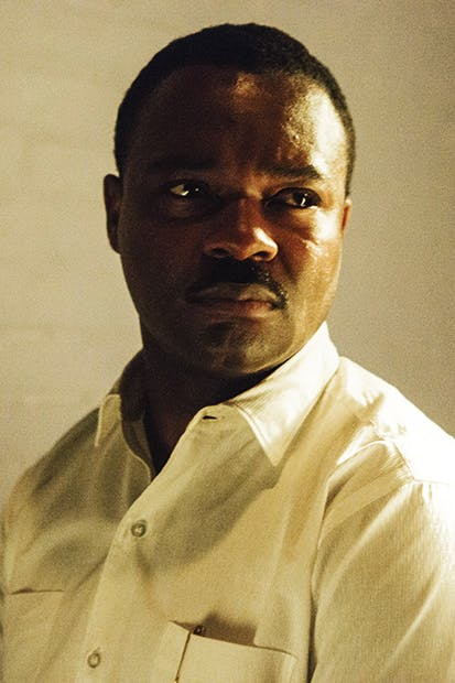 King maker: David Oyelowo in 'Selma', the best performance of the year not nominated for an Oscar