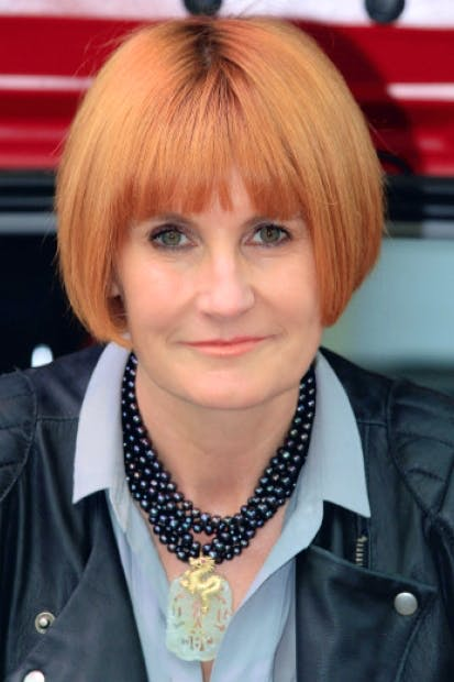 Mary Portas: anything but ordinary