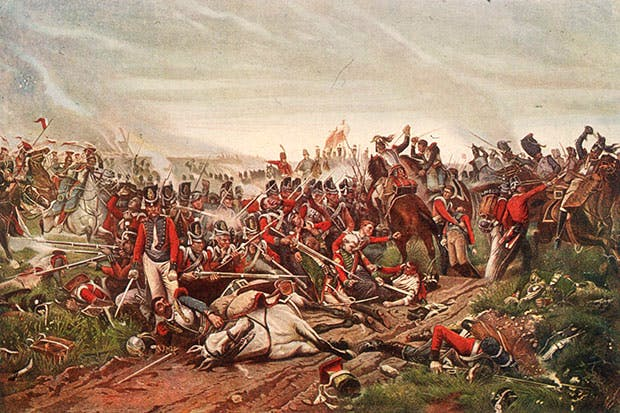 Battle of Waterloo (Photo: Getty)