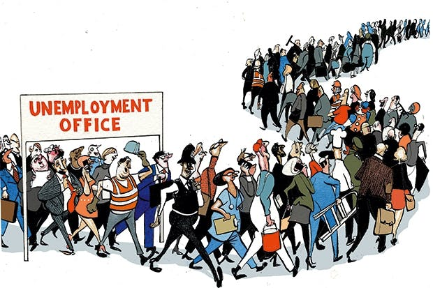 can cameron bring us full employment and do we want it the spectator