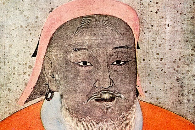 was genghis khan the cruellest man who ever lived the spectator