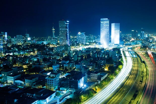 Life on the fast track: Tel Aviv