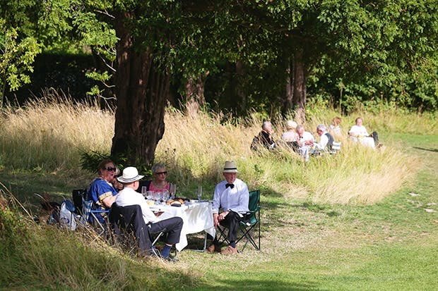 How very English: picnics at Glyndebourne