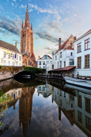 Brugge: best not to call it Bruges