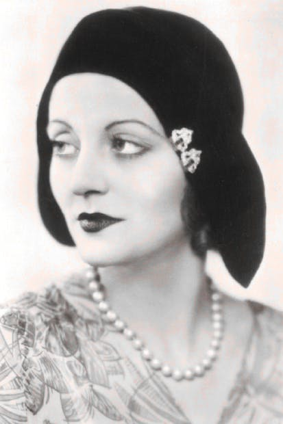 Tallulah Bankhead — at home in louche Maidenhead