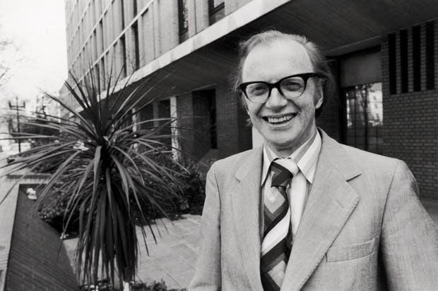 Dennis Potter, 1978 (Photo: Getty)