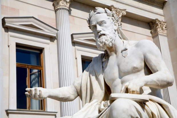 Financial crises are nothing new in Greece — they go back at least to the Peloponnesian War