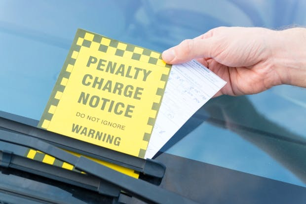 Challenging Parking Tickets Is My Crack Cocaine The Spectator