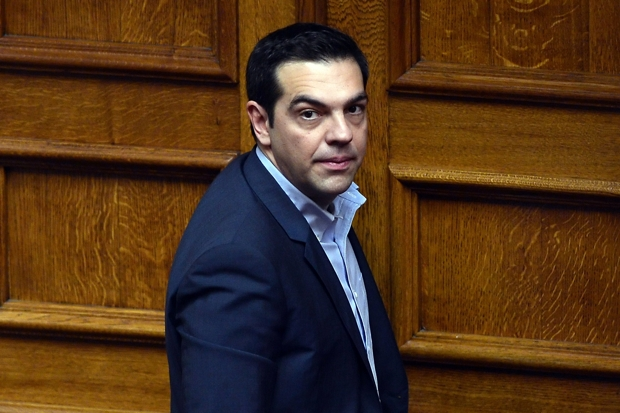 Alexis Tsipras is just doing what an ancient Athenian would