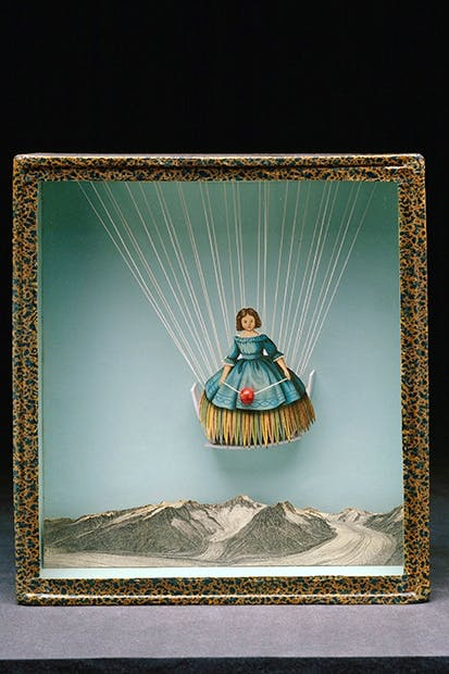 'Untitled (Tilly Losch)', c.1935–38, by Joseph Cornell
