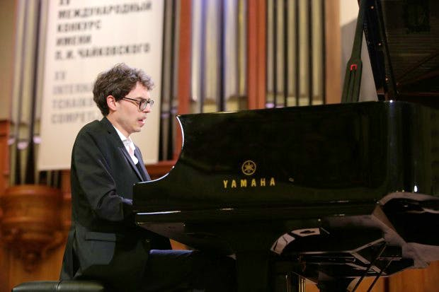 After coming forth in the Tchaikovsky competition, Lucas Debargue is the only competitor anyone is talking about