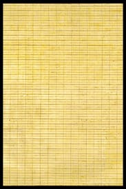 'Friendship', 1963, by Agnes Martin