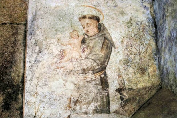 St Anthony, the patron saint of lost things