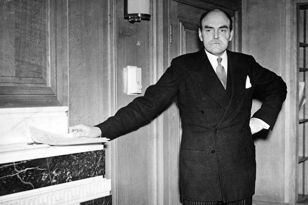 The BBC's first director general, Lord Reith (Photo: Getty)