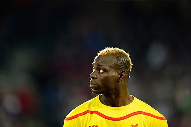Mario Balotelli (Photo: Jamie McDonald/Getty)