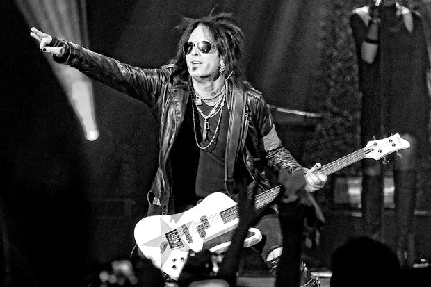 The real Nikki Sixx (Photo: Getty)