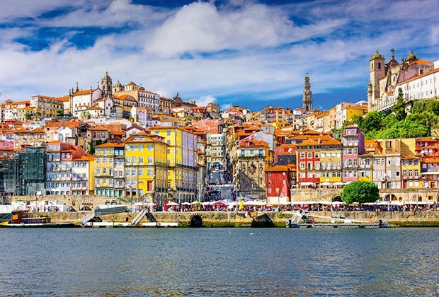 Oporto: a touch of North Africa and no hipsters
