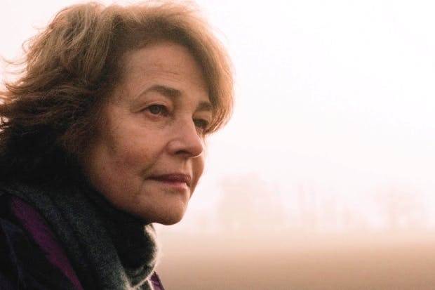 The face of a film: Charlotte Rampling is hypnotic in '45 Years'