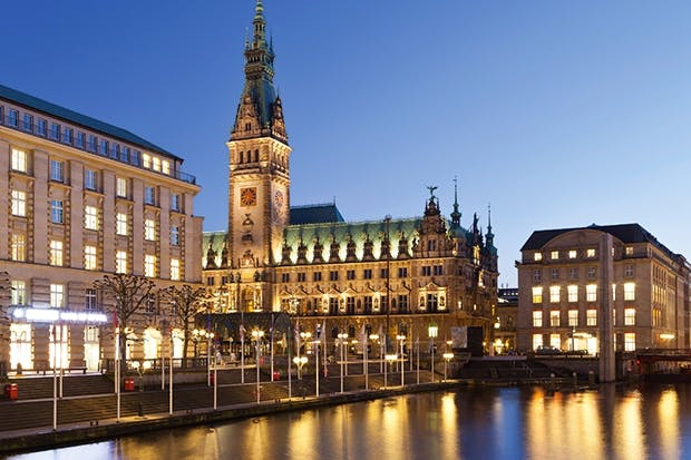 The Alster: Hamburg's centrepiece