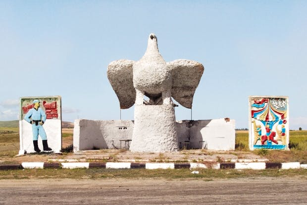 The Surreal Beauty Of Soviet Bus Stops The Spectator