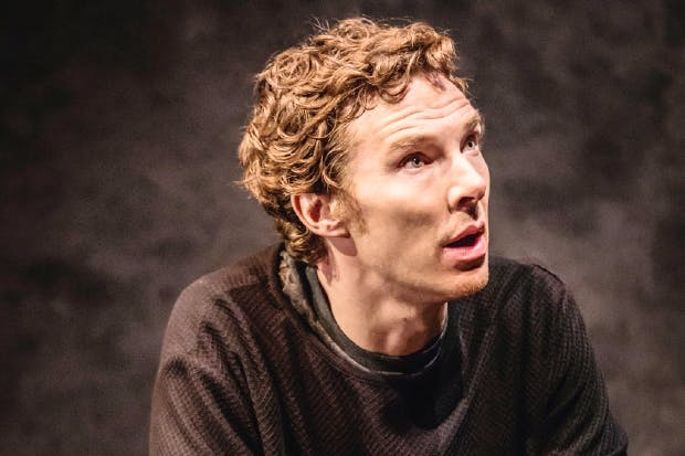 Mr Nice Guy: Benedict Cumberbatch as Hamlet