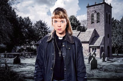 Middle-England Gothic: Anna Maxwell-Martin as Merrily Watkins in Midwinter of the Spirit