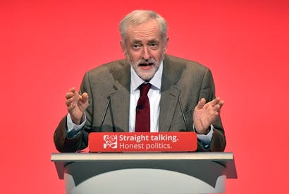 Labour leader Jeremy Corbyn (Photo: Getty)