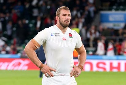 England captain Chris Robshaw (Photo: Getty)