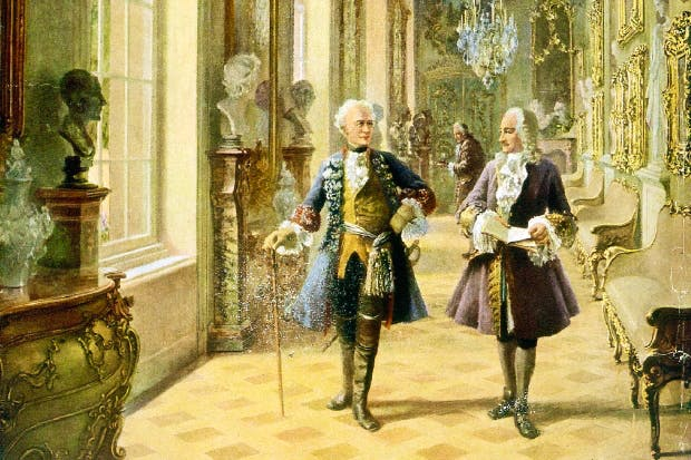 the gay lives of frederick the The gay lives of frederick the great and william iii frederick the great of prussia and william iii of the dutch republic were two well known great leaders of europe.