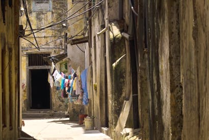 Palaces and alleyways: Stone Town