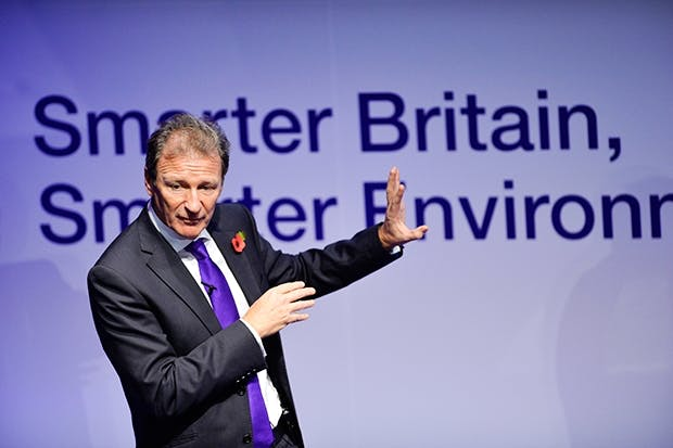 """Smart grids provide the foundation for managing energy use and reducing demand"" - Lord (Gus) O'Donnell"