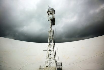 The Jodrell Bank Observatory (Photo: Getty)
