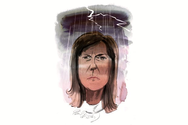 I was tossed out of the tribe climate scientist judith curry for engaging with sceptics and discussing uncertainties in projections frankly this georgia professor is branded a heretic publicscrutiny Choice Image