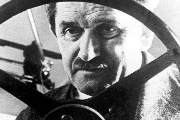 Ferdinand Porsche, the inventor of the Doodlebug and the Panzer tank, was treated with rare deference by Hitler, bordering on idolatry