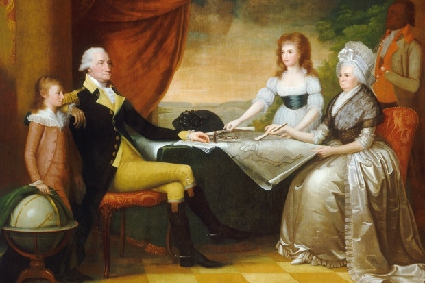 The Heroic Life of General George Washington First President of the United States