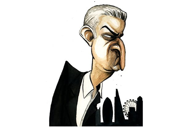 Image result for Sadiq Khan CARTOON