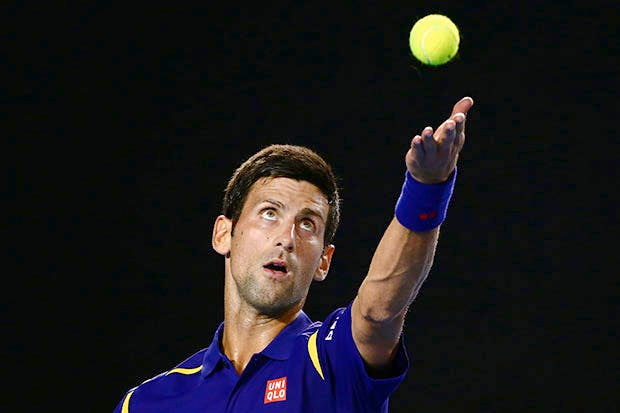Novak Djokovic, the world number one, said that he turned down US$220,000 to throw a match. (Photo: Getty)