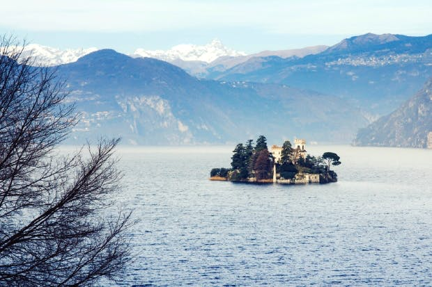 Fairytale pretty: the island of Monte Isola