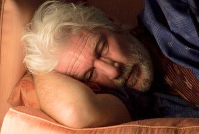 Richard Gere in The Benefactor