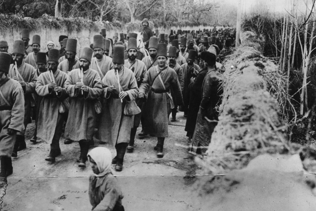 What to do about Syria – the view from 1916