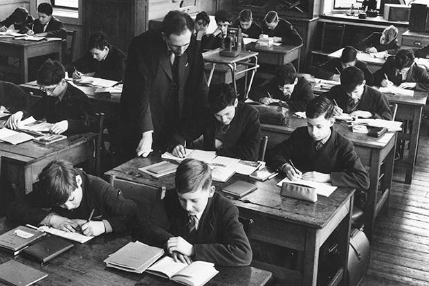 Heads down: a school's culture of learning can be difficult to spread