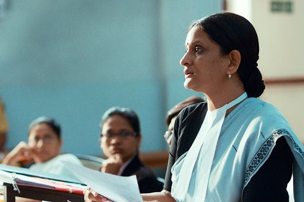 The public prosecutor, Geetanjali Kulkarni, in 'Court'