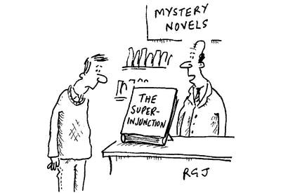 'You have to go on the internet to find out whodunit.'