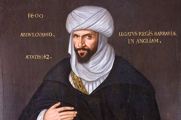 In 1600 Muhammad al-Annuri arrived in England, as the Moroccan ambassador, to propose an Anglo-Moroccan alliance. Shakespeare probably started writing Othello six months later