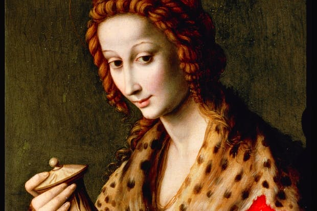 Mary Magdalene by Francesco Ubertini, il Bacchiacca