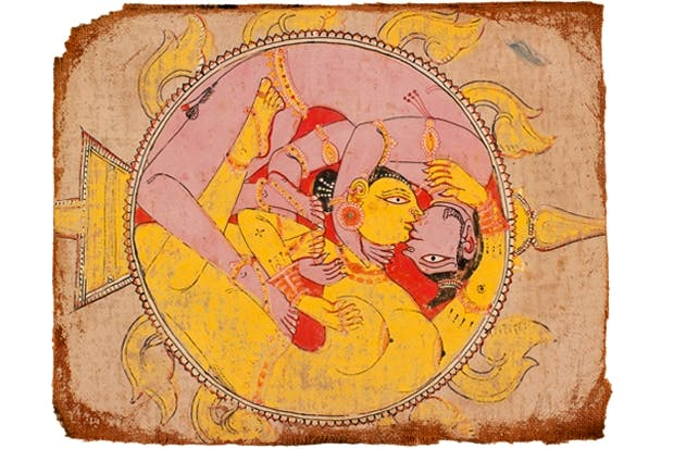 Couple believes that kamasutra is an art of love making - 1 part 6