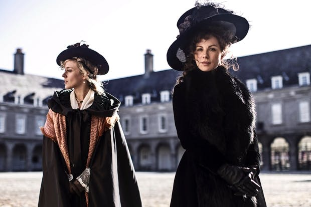 A Little Chaos review: Kate Winslet emotes her little socks