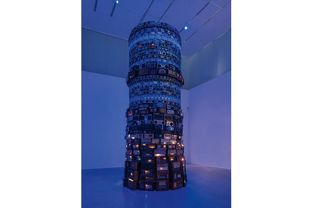 'Babel', 2001, by Cildo Meireles